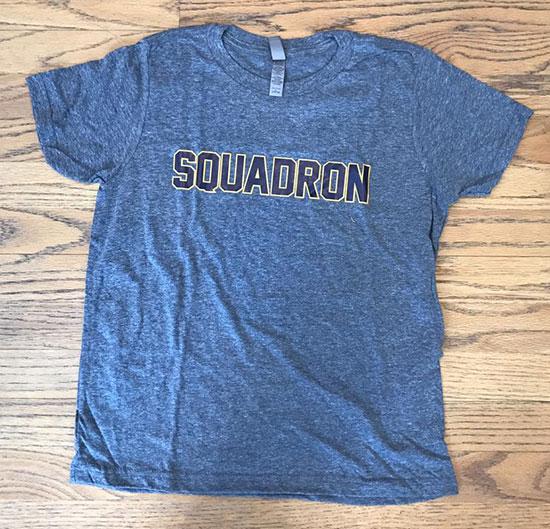 Adult Gray T-Shirt